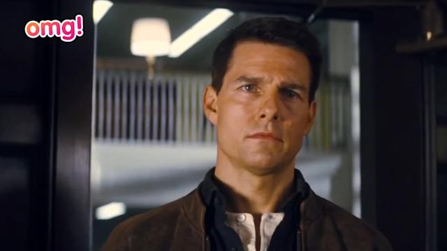 No more Tom Cruise as Jack Reacher?