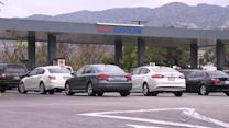 Gas prices back on the rise