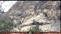 Caught On Camera: Woman Falls Down Rocky Hillside While Hiking In Eaton Canyon