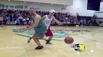Tulare Co. Sherriff's office holds charity basketball game