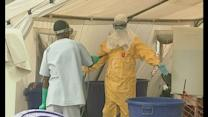 Britain on guard against ebola