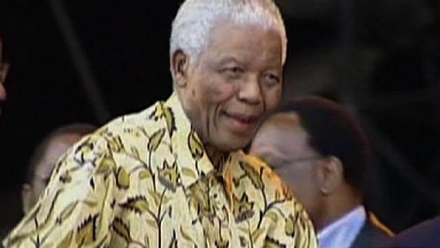 Mandela 'responding well to treatment'