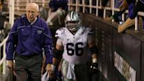 Snyder Staying Put On The Sidelines?