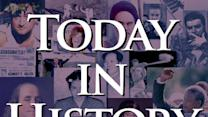 Today in History for July 24th