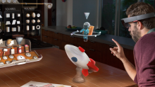 Microsoft may have already bested Magic Leap, one of the most anticipated startups of 2017