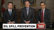 MPs on oil spill prevention