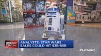 Star Wars toys take holiday season by storm