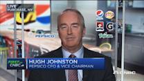 Pepsi CFO: Our stock is a pretty good bet