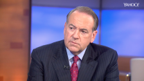 Does Huckabee invoke the Holocaust too much?