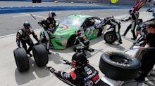 Quick takeaways from Fontana: BK Racing is a great source of caution flags so far