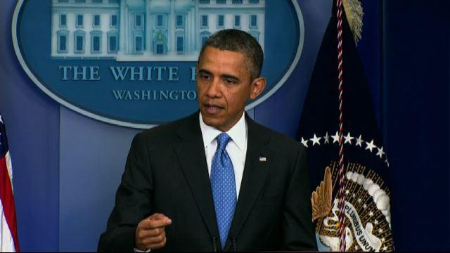 Obama: in Siria usate armi chimiche, pronti a cambiare strategia