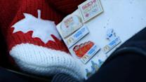 The Art of Pin Trading at the Winter Olympics