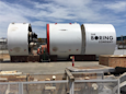 Elon Musk just revealed new pictures of his tunneling project — and it looks awesome