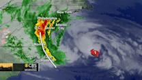 Hurricane Sandy: The latest on the storm