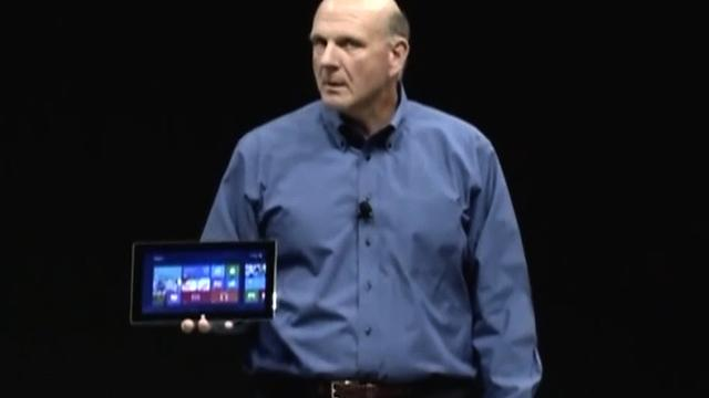Microsoft CEO Steve Ballmer to retire