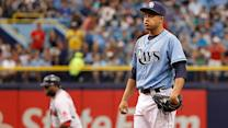 David Ortiz and his antics upset Chris Archer after three-run home run