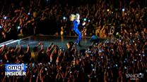 Yikes! Beyoncé Pulled Off Stage by Passionate Fan