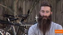 Man Selling Beard for $1,000,000 for Charity