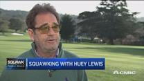 Free music is worrisome: Huey Lewis
