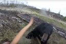 Charging bear attacks hunter in terrifying encounter caught on video