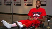 Kevin Ware on seeing his shattered leg: 'This can't be real'