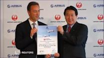 Airbus Versus Boeing Japan Battle Switches To ANA