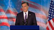 Romney concedes defeat to President Obama