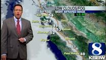 Get Your Friday KSBW Weather Forecast 5.10.13