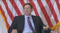 Former CIA Director Talks New Book, ISIS Threats With CBS2's Dave Bryan