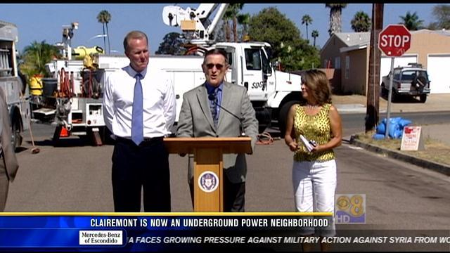 Clairemont now an underground power neighborhood