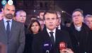 """Macron: """"Reconstruiremos Notre Dame porque es lo que los franceses esperan"""""""