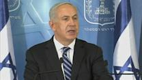 "Netanyahu: Hamas ""committing a double war crime"""