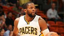 Dunk of the Night: C.J. Miles