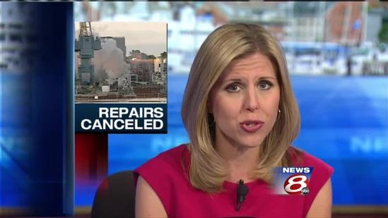 Shipyard workers frustrated with decision to scrap repairs to USS Miami