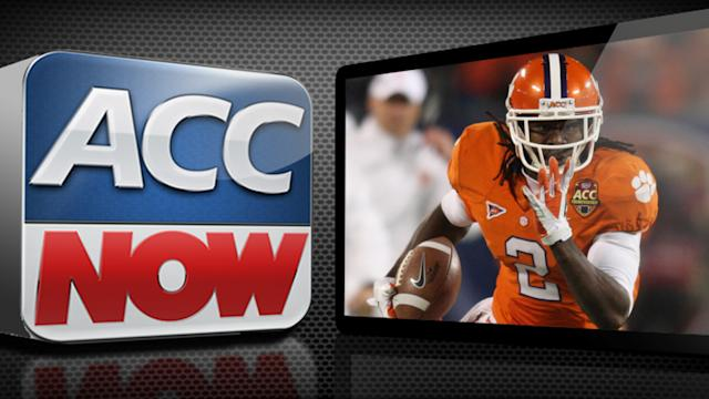 Five ACC Players To Attend NFL Draft | ACC NOW