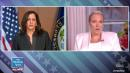 Kamala Harris Schools Meghan McCain on 'Defund the Police'
