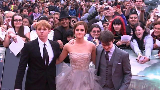 Rupert Grint to Make His Stage Debut