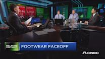 Footwear faceoff: Foot Locker vs. Finish Line