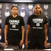 WNBA Withdraws Fines From Teams And Players In Protest With Black Lives Matter