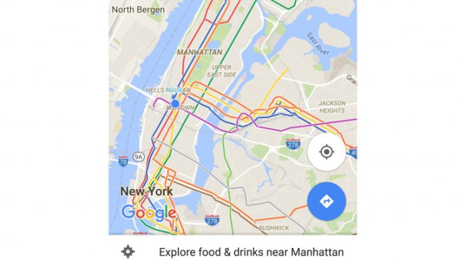 Google Maps is about to make your commute less maddening