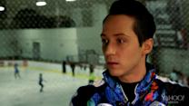 Skating star torn over gay rights