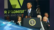 Obama Addresses Disabled Vets