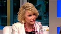 Daughter: Comedian Joan Rivers' Condition 'Remains Serious'