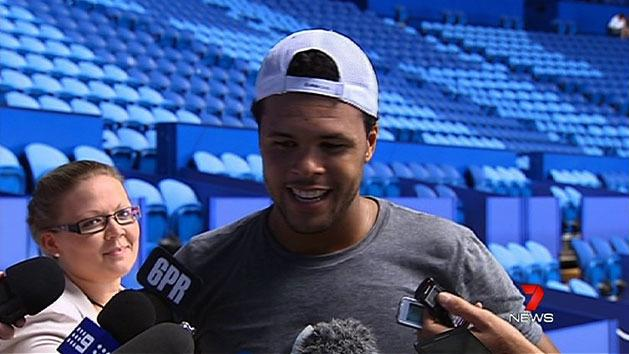 Tsonga targets big guns