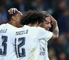 Double blow for Real Madrid as Luka Modric and Marcelo will miss Copa del Rey decider at Celta Vigo