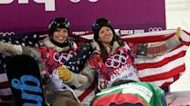Kelly Clark ushering in next generation