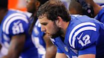 Why Andrew Luck should be benched Thursday