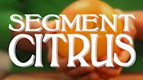How to Segment Citrus