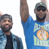 LeBron James Finally Explained The Real Reason He Wore That Ultimate Warrior T-Shirt