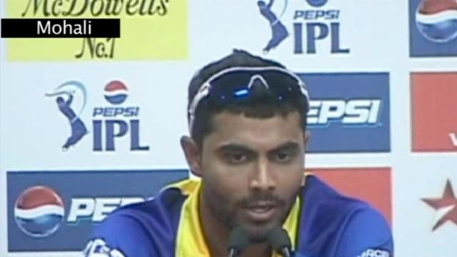 Chennai Super King pre-match press conference